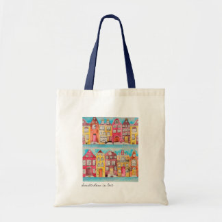 Amsterdam in love tote farrowed