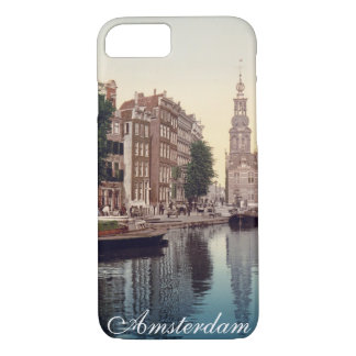 Amsterdam iPhone 7 case,  iPhone 7 Case