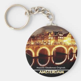 AMSTERDAM KEYCHAINS