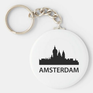 Amsterdam Key Ring