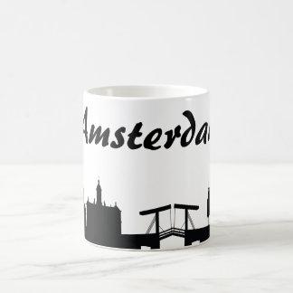 Amsterdam Landmark Gift Mug