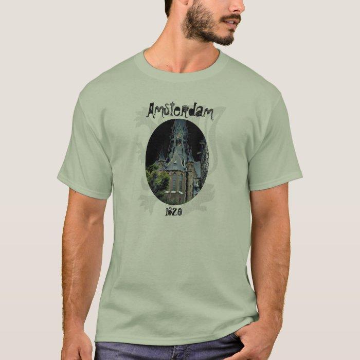 Amsterdam Lion T-Shirt
