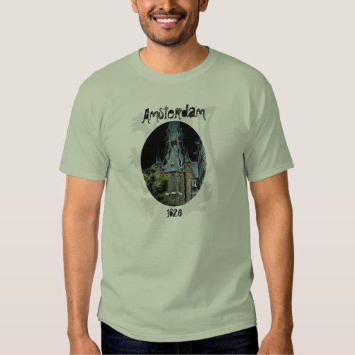 Amsterdam Lion T Shirts