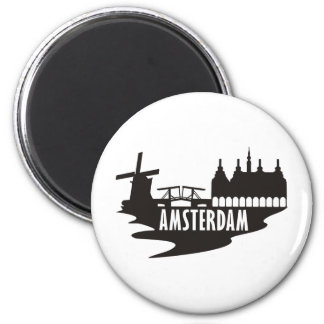 Amsterdam Magnets