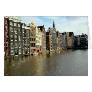 Amsterdam, Netherlands Card
