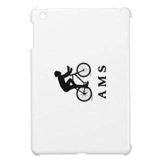 Amsterdam Netherlands Cycling AMS iPad Mini Covers