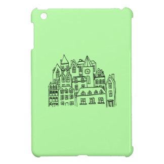 Amsterdam Netherlands Holland City Souvenir Orange iPad Mini Cover