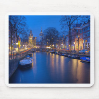 Amsterdam, Netherlands Photography Mouse Mat