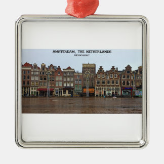Amsterdam - Nieuwmarkt Christmas Ornament