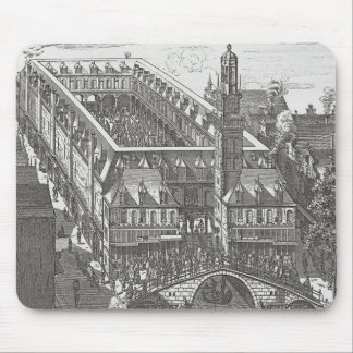 Amsterdam, old Bourse Mouse Mat
