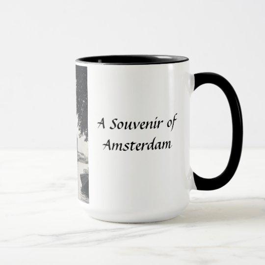 Amsterdam Souvenir Mug