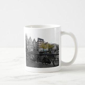 Amsterdam street coffee mug