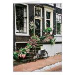 Amsterdam Street Greeting Cards