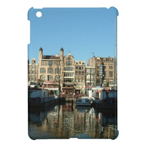 Amsterdam, The Netherlands iPad Mini Cases