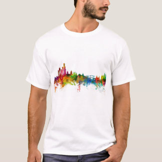Amsterdam The Netherlands Skyline T-Shirt
