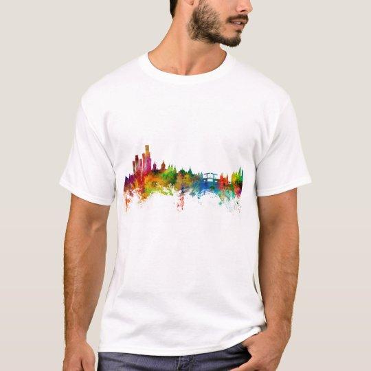 Amsterdam The Netherlands Skyline T-Shirt