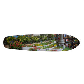 Amsterdam Tulip Market Skateboard