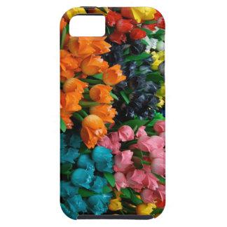 Amsterdam Tulips iPhone 5 Cases