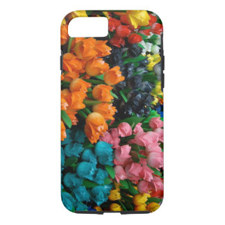 Amsterdam Tulips iPhone 7 Case