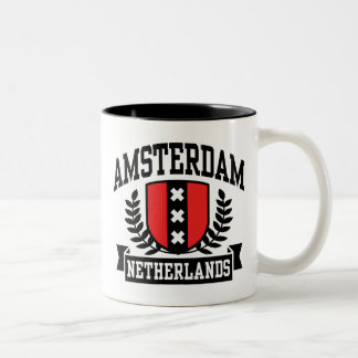 Amsterdam Two-Tone Coffee Mug