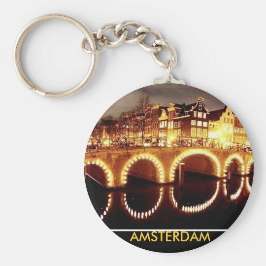 AMSTERDAM Untitled Keychain