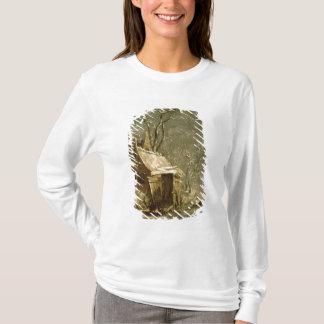 Amsterdam, winter scene, 17th century T-Shirt