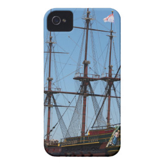 Amsterdam wooden sail ship VOC - Range iPhone 4 Covers