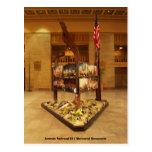 Amtrak Railroad 911 Memorial Monument Post Cards