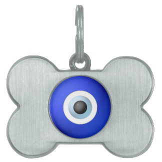 Amulet to Ward off the Evil Eye Pet ID Tag