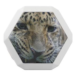 Amur Leopard White Boombot Rex Bluetooth Speaker