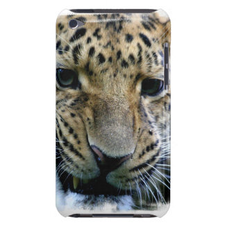 Amur Leopard iTouch Case Barely There iPod Cover