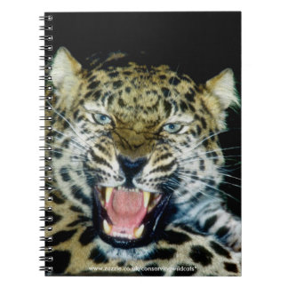Amur Leopard Notebooks