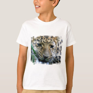 Amur Leopard  Youth T-Shirt