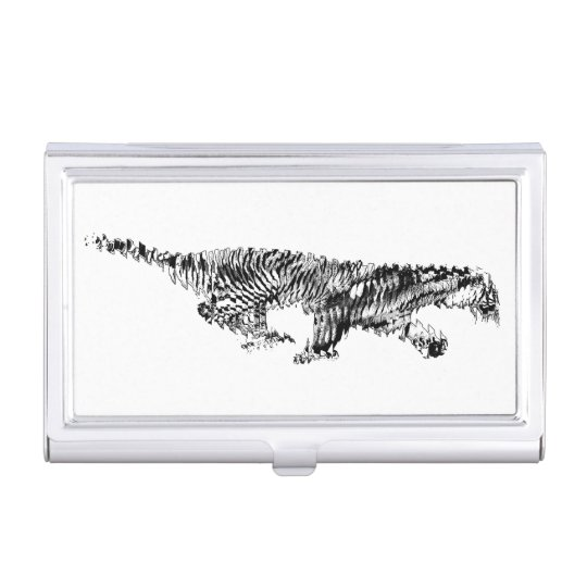 Amur Tiger #2 Business Card Holder