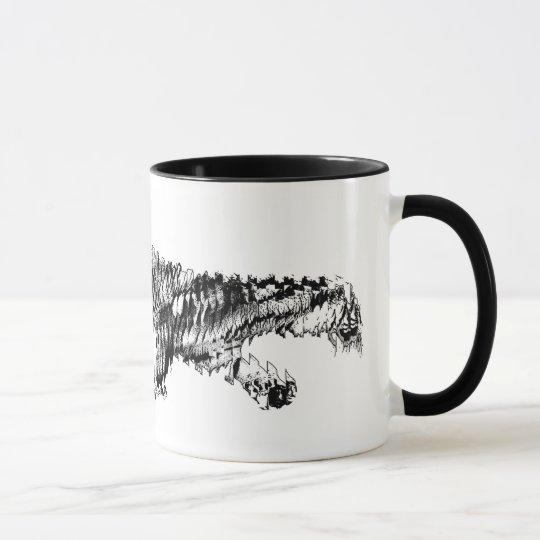 Amur Tiger #2/Ringer mug