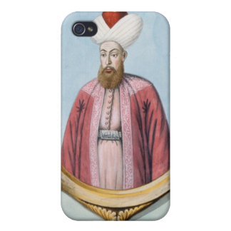 Amurath (Murad) I (1319-89), Sultan 1359-89, from Case For The iPhone 4