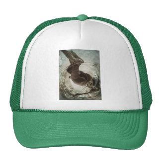Amused and unglued cap