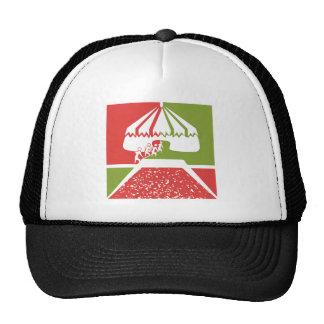amusement circus tent trucker hat