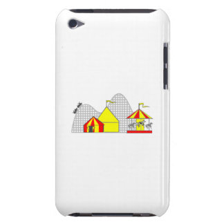 Amusement Park Barely There iPod Cases