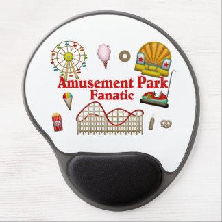Amusement Park Fanatic Gel Mouse Pad