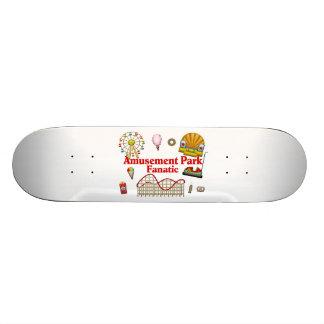 Amusement Park Fanatic Skate Boards