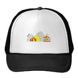 Amusement Park Mesh Hats