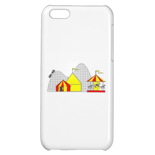 Amusement Park iPhone 5C Cover