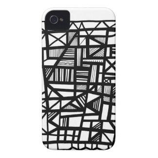 Amusing Enthusiastic Persistent Tranquil iPhone 4 Case-Mate Case