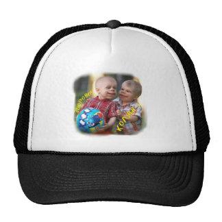 Amusing kiddies mesh hats