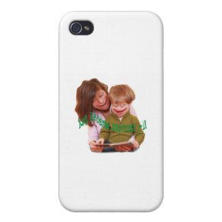 Amusing kiddies iPhone 4/4S covers