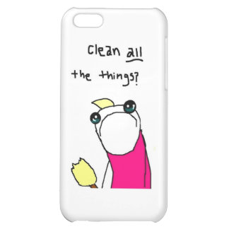 Amusing worm from comics iPhone 5C covers