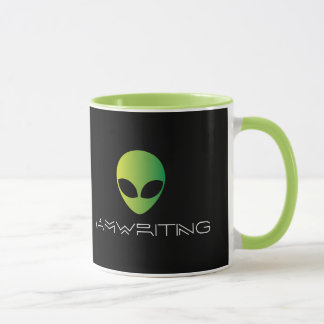 #amwriting Science-Fiction Mug