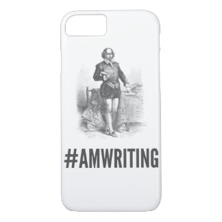 #AMWRITING Shakespeare | iPhone 7 Case