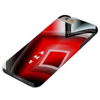 Amy Geometric Art Tough iPhone 6 Plus case